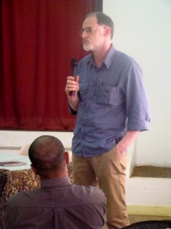 António Augusto Barros (foto: Sofia Lobo)